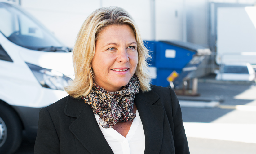 Branschens utmaningar i fokus när Anette Yngvesson talade på Retail Forum