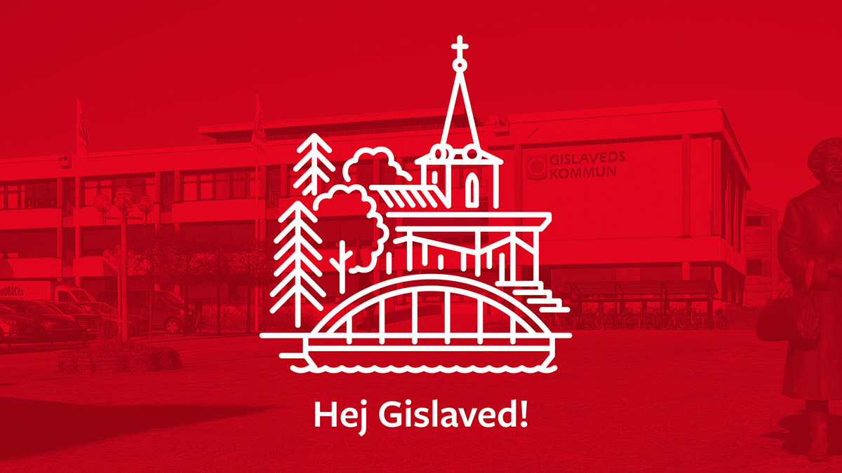 Nu är vi igång i Gislaved!
